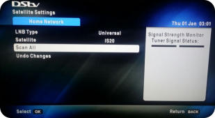 dstv e4 32 error picture